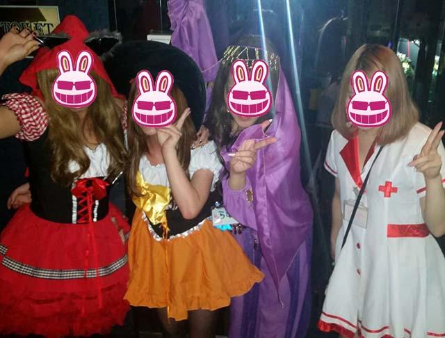 Girls Bar CheekyPara<チィキィパラダイス> 吉祥寺 ガールズバー SHOP GALLERY 5