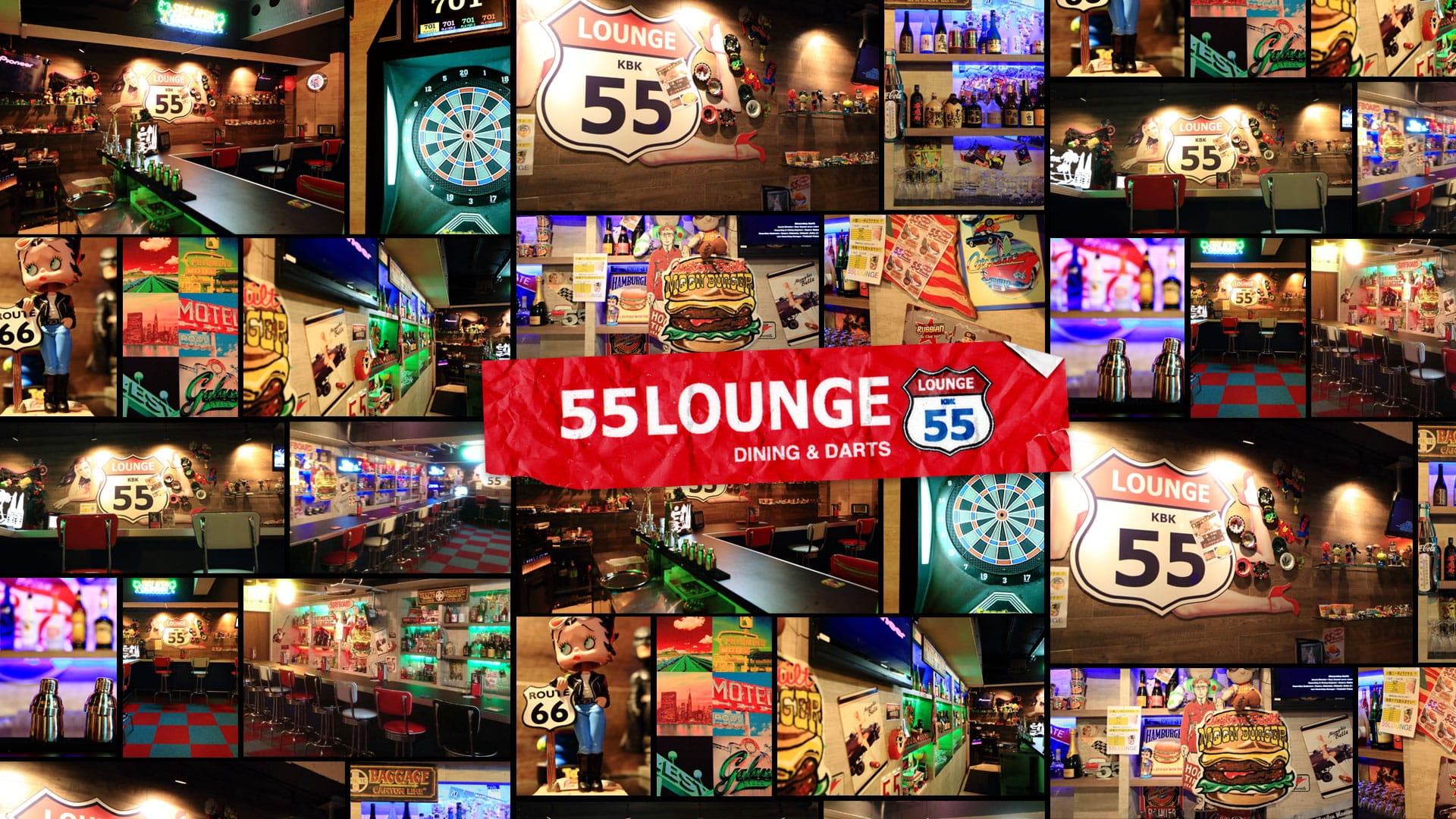 55Lounge<ゴーゴーラウンジ> 新宿 ガールズバー TOP画像