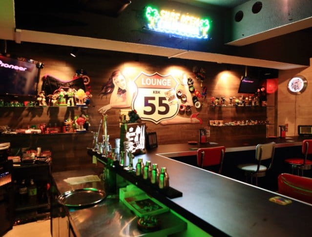 55Lounge<ゴーゴーラウンジ> 新宿 ガールズバー SHOP GALLERY 3