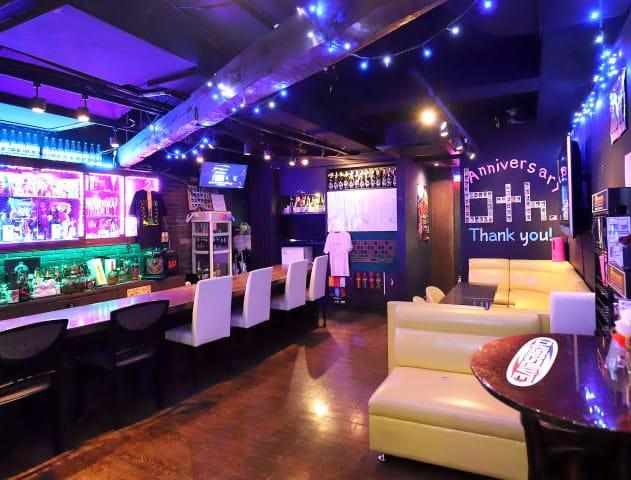 『朝』Girl's Bar Honey<ハニー> 歌舞伎町 ガールズバー SHOP GALLERY 2