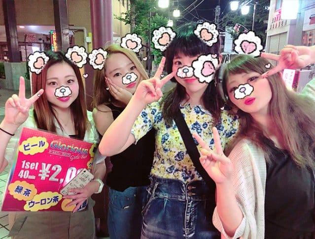 Girls Bar Glorious<グロリアス> 船橋 ガールズバー SHOP GALLERY 5