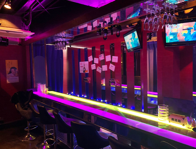 Girls Bar Vanilla<バニラ> 目黒 ガールズバー SHOP GALLERY 5