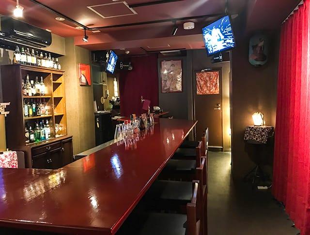 花魁Bar 籠女<Kagome> 渋谷 ガールズバー SHOP GALLERY 1