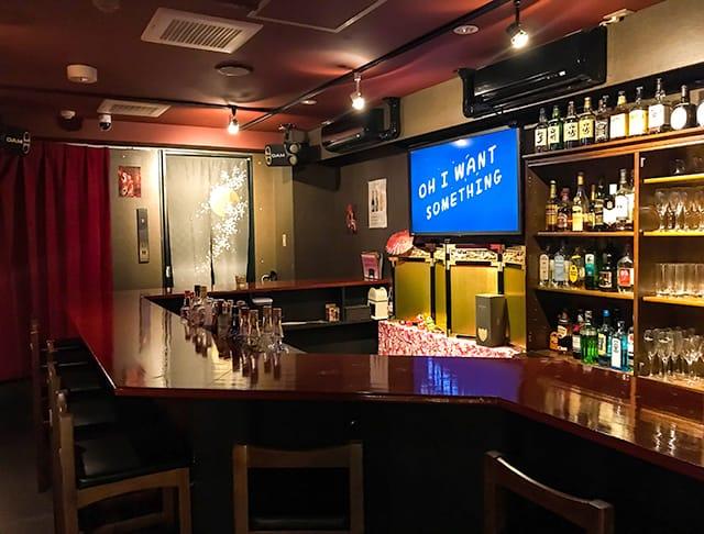 花魁Bar 籠女<Kagome> 渋谷 ガールズバー SHOP GALLERY 3