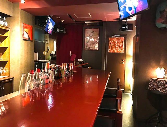 花魁Bar 籠女<Kagome> 渋谷 ガールズバー SHOP GALLERY 5