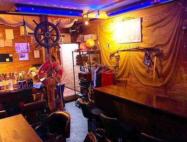 ガールズ海賊船 Perle Corsaire号<ペルルコロセーヤ> 大和 ガールズバー SHOP GALLERY 1