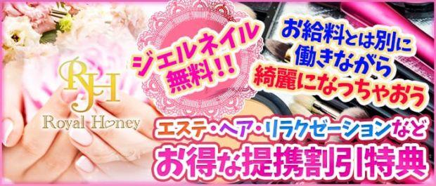 ROYAL HONEY<ロイヤルハニー> 五反田 ガールズバー バナー