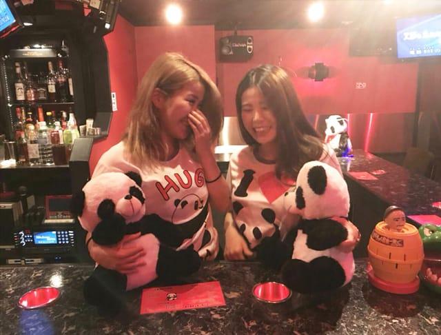 上野パンダ 上野 ガールズバー SHOP GALLERY 2