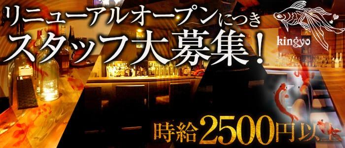 Kingyo キンギョ(恵比寿ガールズバー)のバイト求人・体験入店情報