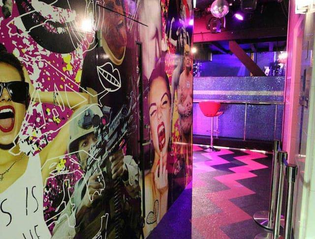DENKI KURAGE<デンキクラゲ> 町田 ガールズバー SHOP GALLERY 2