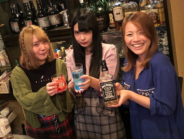 Bar noche<ノーチェ> 池袋 ガールズバー SHOP GALLERY 4