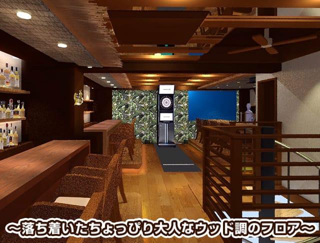Girl's Bar Resort 2nd<リゾートセカンド> 池袋 ガールズバー SHOP GALLERY 2