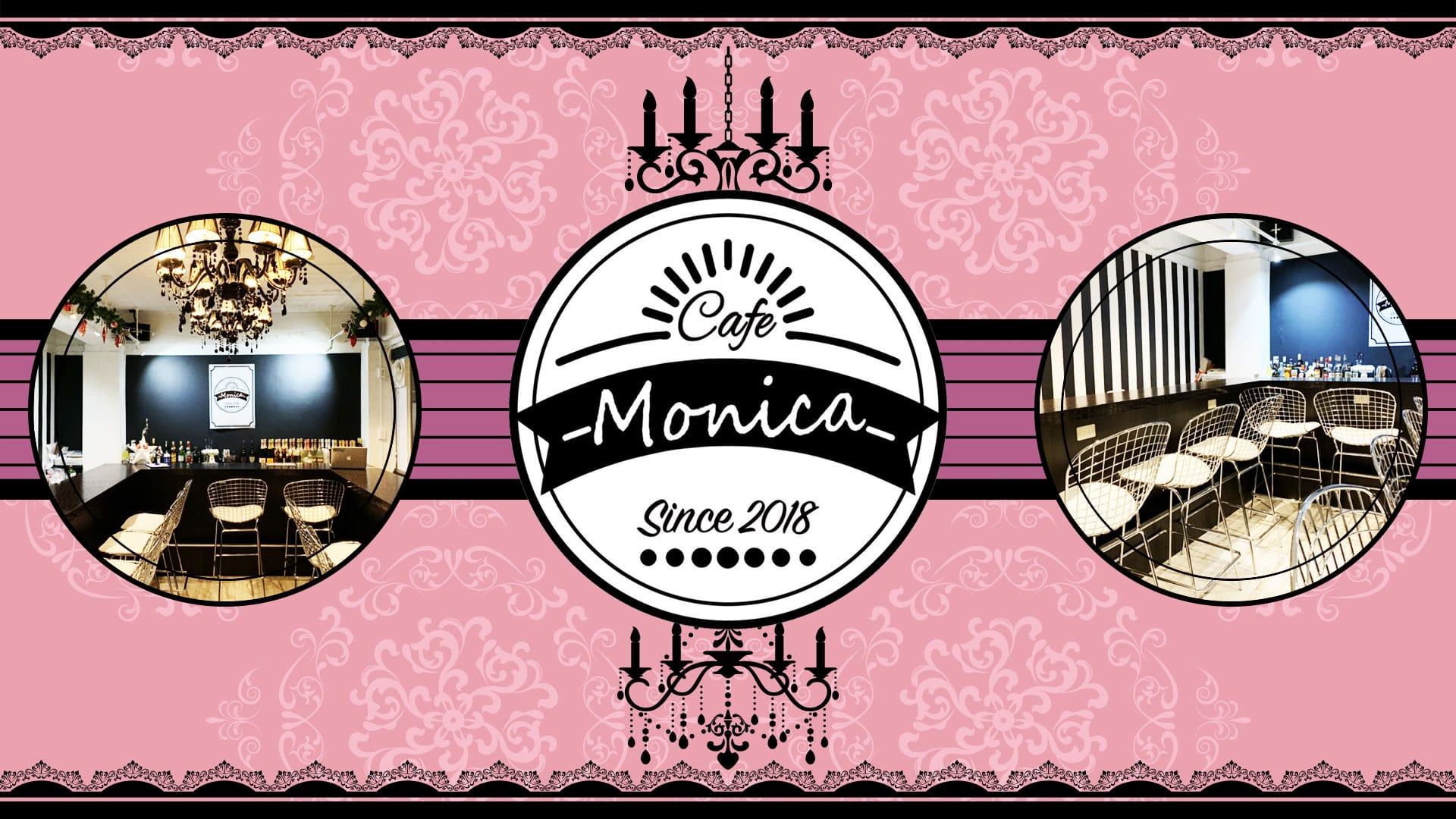 Monica<モニカ> 秋葉原 ガールズバー TOP画像