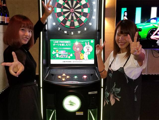 ダーツ&カラオケバー Y's<ワイズ> 関内 ガールズバー SHOP GALLERY 1