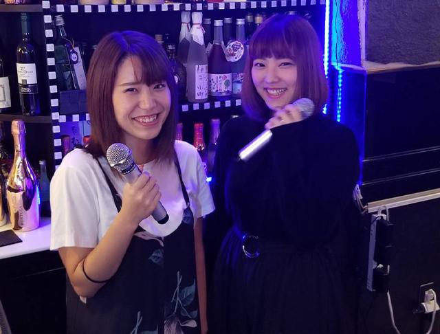 ダーツ&カラオケバー Y's<ワイズ> 関内 ガールズバー SHOP GALLERY 2