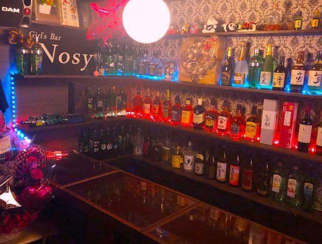 上福岡店 Girl's Bar Nosy<ノジー> 川越 ガールズバー SHOP GALLERY 2
